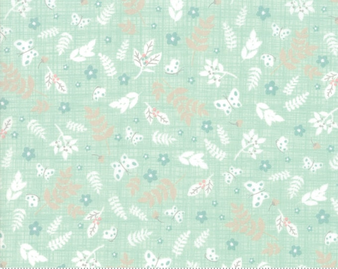 Wonder Aqua 13192 14 by Katie & Birdie Paper Co. for Moda Fabrics