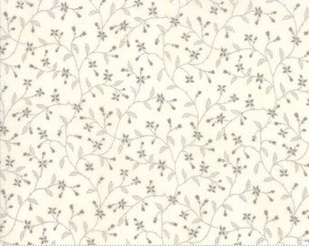 Memoirs Porcelain Stone 44215 21 by 3 Sisters for Moda Fabrics