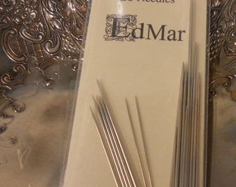 EdMar 20 needle Brazilian Embroidery assortment Milliners and Darners
