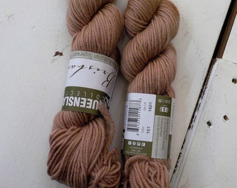 Sand...Brisbane Yarn...Queensland Collection...pure Australian superwash wool...100% wool