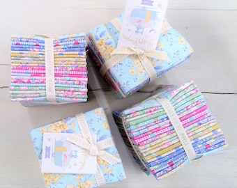 Happy Campers fat 8th bundle...20--fat 8ths...a Tilda Collection designed by Tone Finnanger