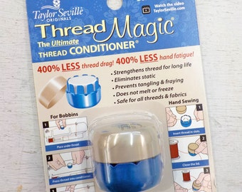 Thread Magic, the Ultimate Thread Conditioner, Taylor Seville Originals