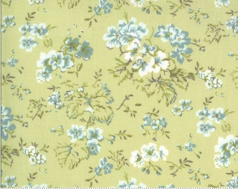 Dover Field Floral Willow 18700 16 by Brenda Riddle for Moda Fabrics