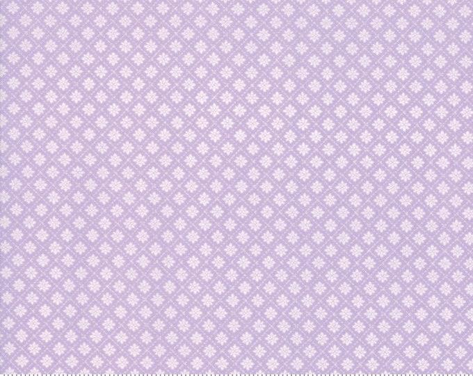 Finnegan 18684-20 Lilac by Brenda Riddle Designs for Moda Fabrics