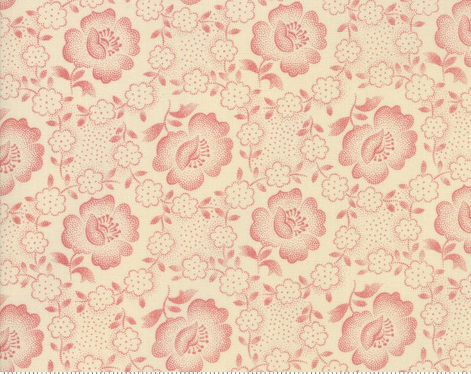 Jos Shirtings Parchment Brick 38040 23 by Jo Morton for moda fabrics