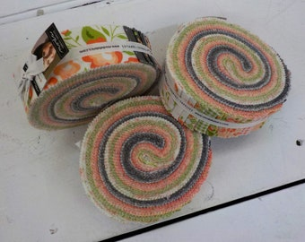 Apricot and Ash Honey Bun by Corey Yoder for Coriander Quilts for Moda Fabrics