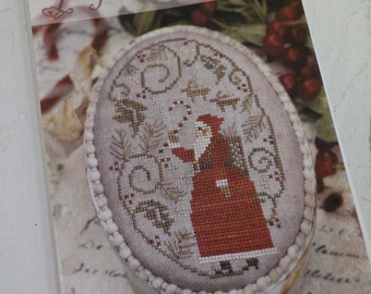 Jingle All the Way by Brenda Gervais of With Thy Needle & Thread...cross-stitch design