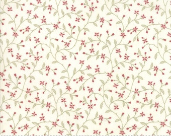 Memoirs Porcelain 44215 11 by 3 Sisters for Moda Fabrics