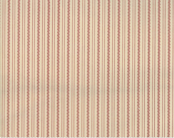 Jos Shirtings Latte Brick 38043 22 by Jo Morton for moda fabrics