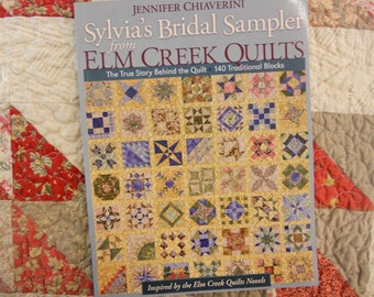 Sylvia's Bridal Sampler from Elm Creek Quilts by Jennifer Chiaverini