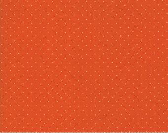Play All Day Orange 21098 136 by American Jane for moda fabrics