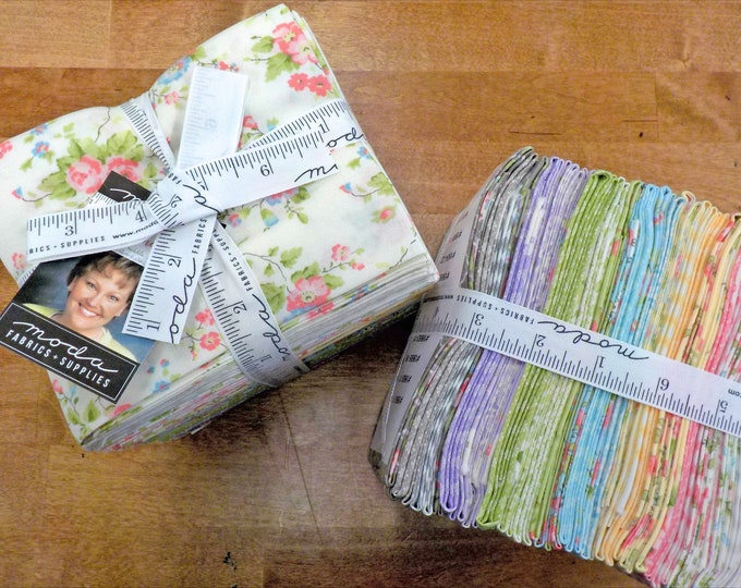 Finnegan fat quarter bundle by Brenda Riddle Designs for Moda Fabrics