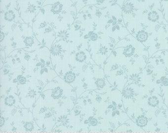 Trés Jolie Lawns Sea Mist 13878 18LW by French General for Moda Fabrics