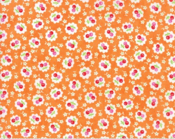 Badda Bing Orange 22347 17 by Me and My Sister Designs for Moda Fabrics