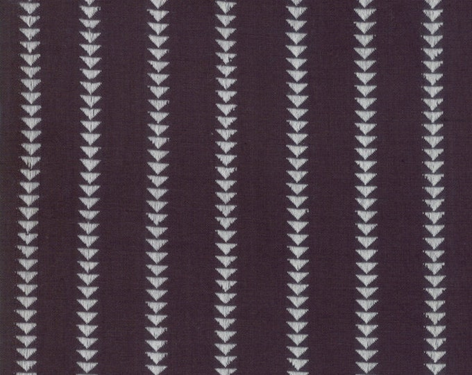 Urban Cottage Trian Black Ivory 31135 15 by Urban Chiks for Moda Fabrics