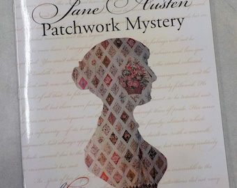 Jane Austen Patchwork Mystery by Linda Franz of Inklingo