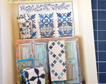 Patches of Blue by Edyta Sitar for Laundry Basket Quilts