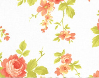 Chantilly Chantilly 20340 16 by Joanna Figueroa of Fig Tree Quilts for moda fabrics