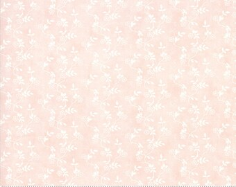 Rue 1800 44226-12 Rose vine by 3 Sisters for Moda Fabrics