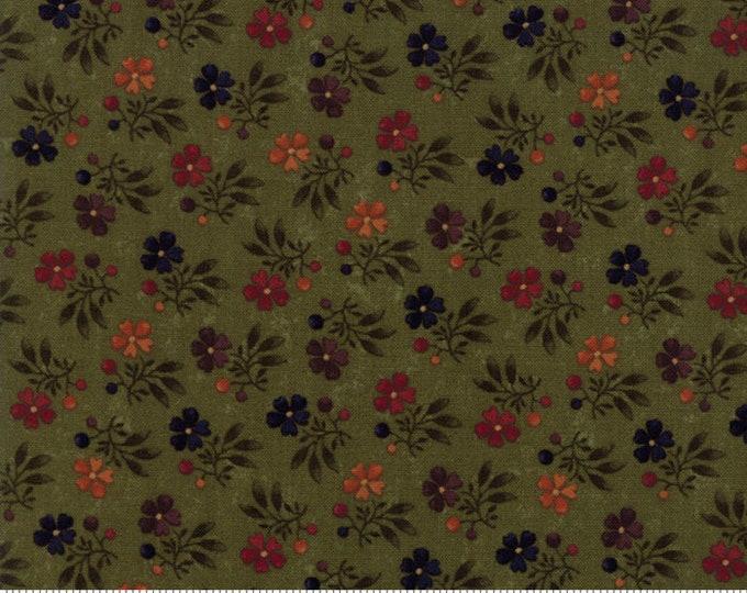 Nature's Glory Green 9581 15 by Kansas Troubles for moda fabrics