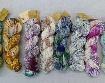 Araucania Yarns...Huasco Azan...Hand-painted Superwash Wool Blend...8 colors