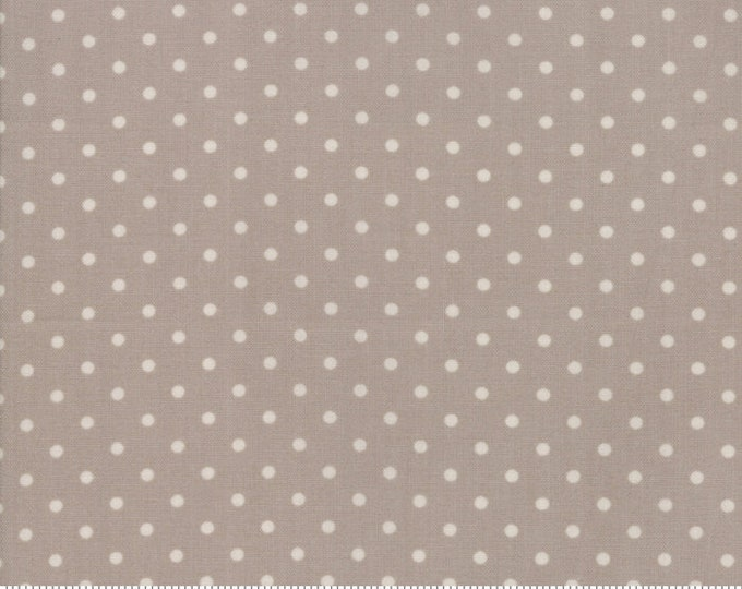 Amberley 18675 19 pebble dot by Brenda Riddle Designs for Moda Fabrics