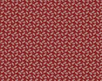 Christmas Traditions Sprigs Red C9596-RED by Dani Mogstad for Riley Blake Designs...christmas
