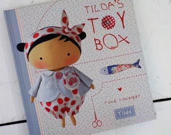 Tilda's Toy Box by Tone Finnanger of Tilda
