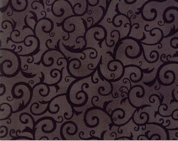 Bewitching Charcoal 19845 11 designed by Deb Strain for Moda Fabrics