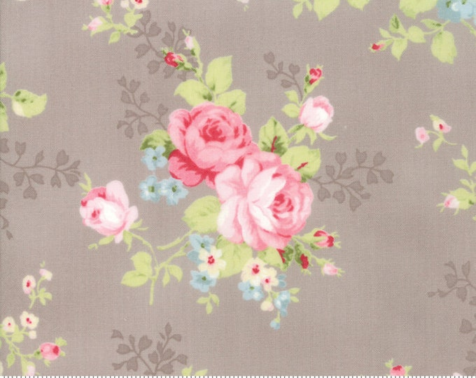Amberley 18670 15 pebble by Brenda Riddle Designs for Moda Fabrics