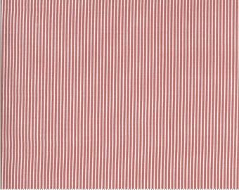 Folktale Skinny Stripes Posie 5125 13 by Lella Boutique for Moda Fabrics