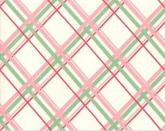 Deer Christmas Marzipan Pink 31162 21 by Urban Chiks for Moda Fabrics