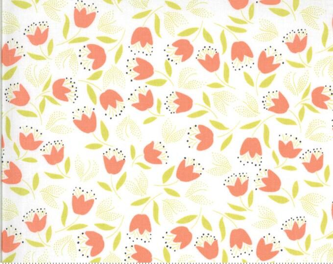 Chantilly Gerbera 20346 26 by Joanna Figueroa of Fig Tree Quilts for moda fabrics
