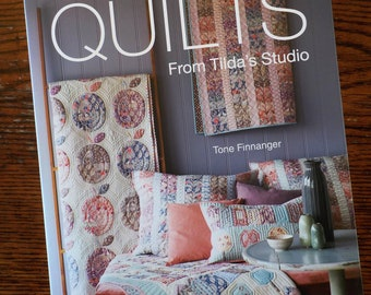 Quilts from Tilda's Studio by Tone Finnanger of Tilda