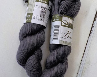 Stone...Brisbane Yarn...Queensland Collection...pure Australian superwash wool...100% wool