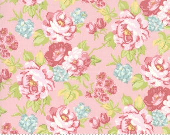 Bramble Cottage 18690-15 Blossom by Brenda Riddle Designs for Moda Fabrics