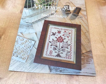 Morning Star by Blackbird Designs...cross-stitch design