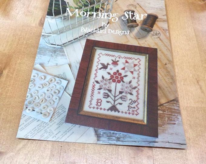 Morning Star by Blackbird Designs...cross-stitch design