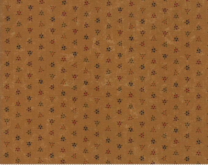 Nature's Glory Gold 9587 12 by Kansas Troubles for moda fabrics