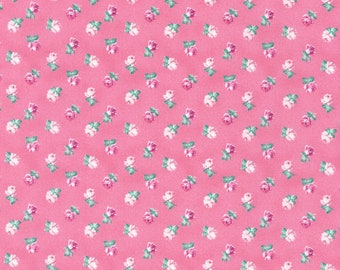 Primrose Ruru Marie Floral QGRU238015D by Quilt Gate for Robert Kaufman