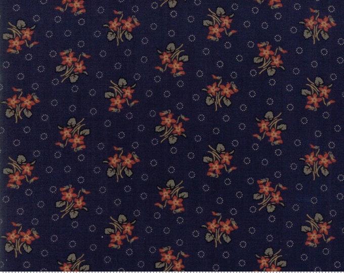 Hickory Road Indigo 38062 17 by Jo Morton for Moda Fabrics
