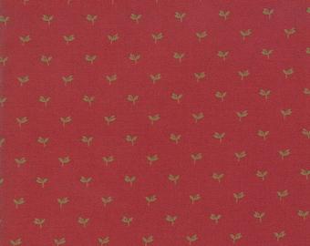 Glad Tidings Turkey Red 38094 21 by Jo Morton for Moda Fabrics