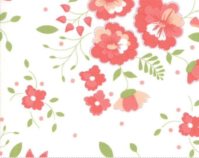 Sugarcreek White 29070 22 by Corey Yoder of Little Miss Shabby for Moda Fabrics