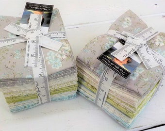 Dover fat quarters by Brenda Riddle for moda fabrics...20--fat quarters
