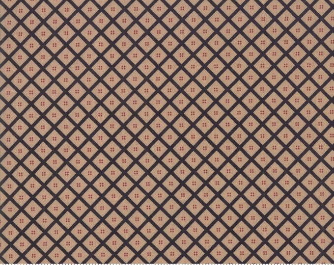 Shelbyville Black 38075 18 by Jo Morton for Moda Fabrics
