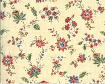 Elinores Endeavor Ironstone 31611 11 fabric designed by Betsy Chutchian for Moda Fabrics