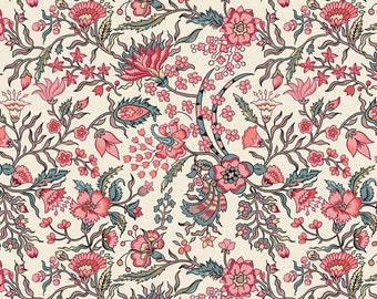 Jane Austen At Home Elizabeth for Riley Blake Designs...classic floral