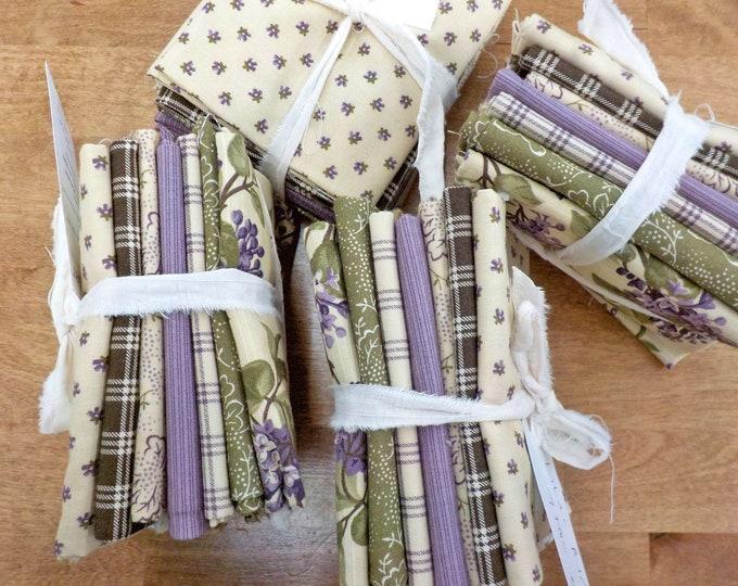 Lilac Ridge...7 fat quarter bundle...Jan Patek for Moda Fabrics