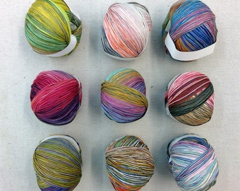 Queensland Collection...Cairns...Colorful Cotton/Acrylic Blend...9 colors...yarn