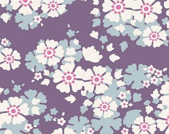 Woodland- Aster Violet TIL100286-V11...a Tilda Collection designed by Tone Finnanger